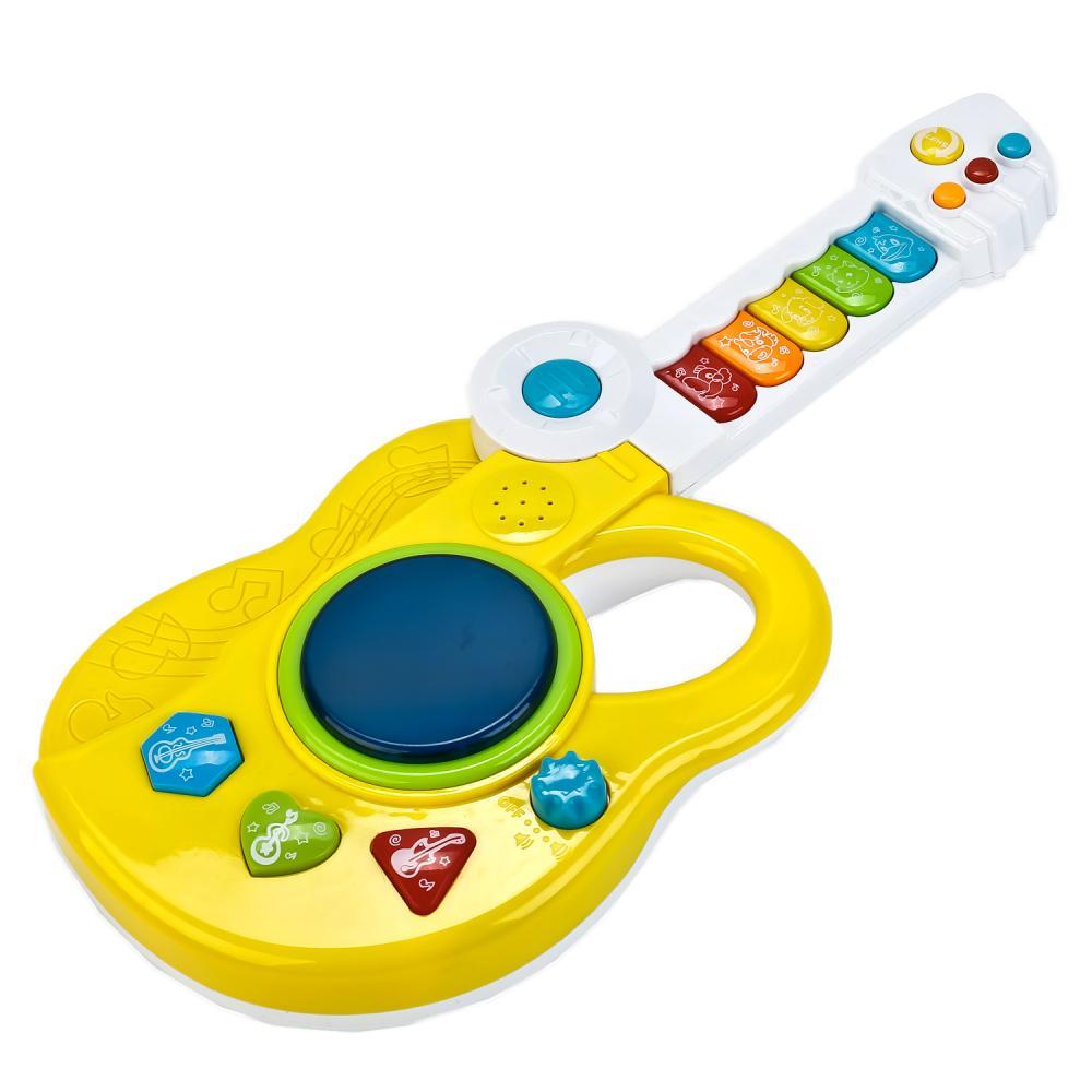 Купить Музыкальная игрушка – Гитара, свет и звук