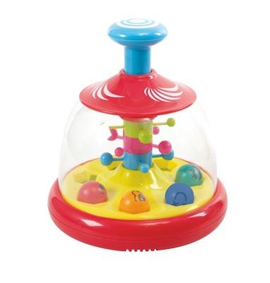 Развивающая игрушка – Юла с шарикамиЮла и карусель<br>Развивающая игрушка – Юла с шариками<br>