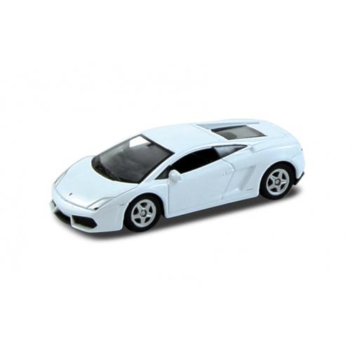 Игрушечная модель машины Lamborghini Gallardo LP560-4 масштаб 1:87