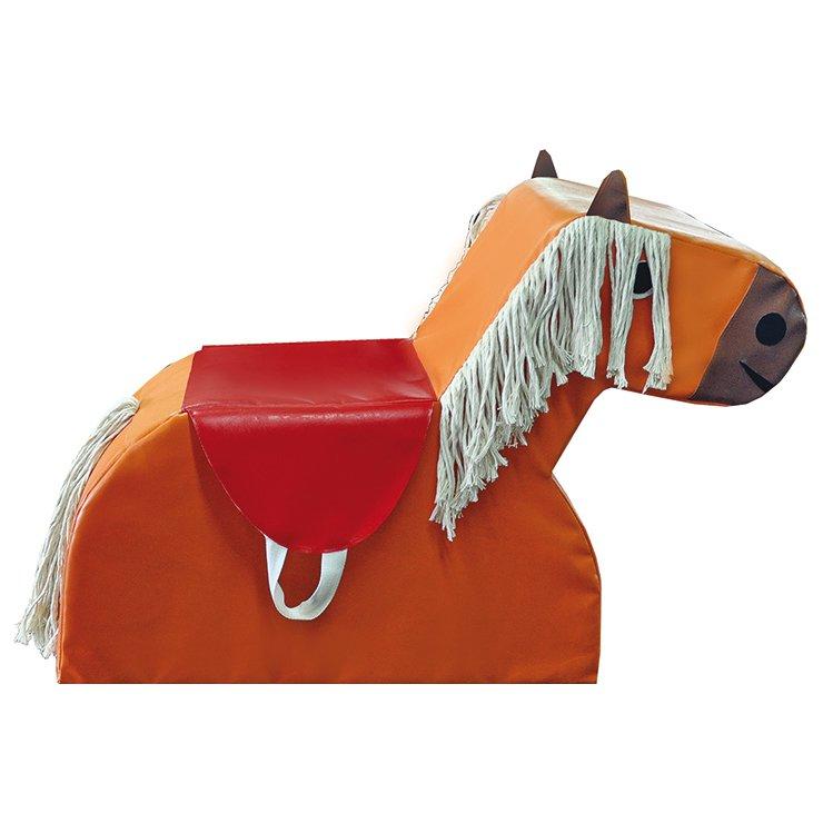 Мягкая контурная игрушка - Лошадка