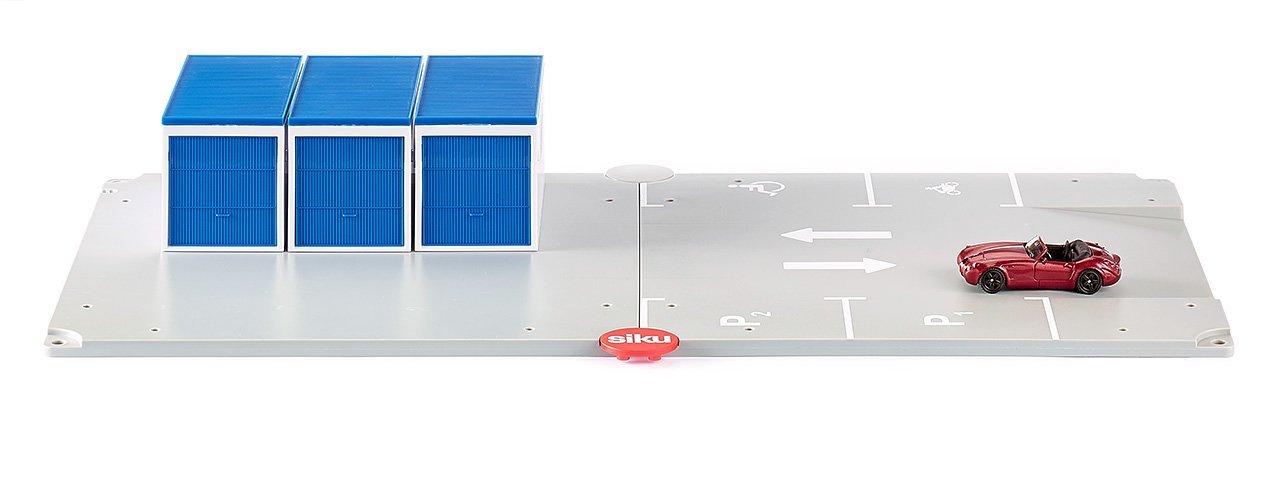 Игровой набор - Гараж и стоянка для автомобиляДетские парковки и гаражи<br>Игровой набор - Гараж и стоянка для автомобиля<br>