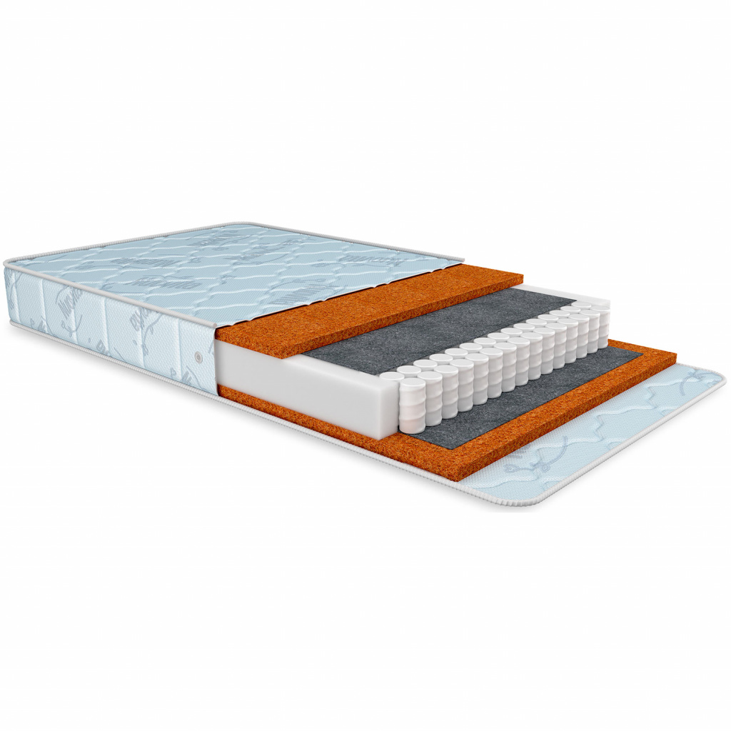 Купить Матрас для подростковой кровати Anello, размер 160 х 80 см., Nuovita