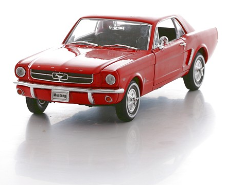 Винтажна машинка Ford Mustang 1964Ford<br>Винтажна машинка Ford Mustang 1964<br>