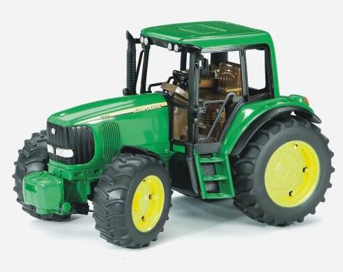 Трактор Bruder John Deere 6920Игрушечные тракторы<br>Трактор Bruder John Deere 6920<br>