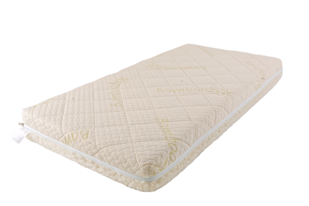 Детский матрас класса Люкс BabySleep - BioForm Bamboo, 125 х 65Матрасы, одеяла, подушки<br>Детский матрас класса Люкс BabySleep - BioForm Bamboo, 125 х 65<br>