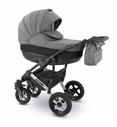 Детская коляска – Camarelo Sevilla 2 в 1, XSE-8Детские коляски 2 в 1<br>Детская коляска – Camarelo Sevilla 2 в 1, XSE-8<br>