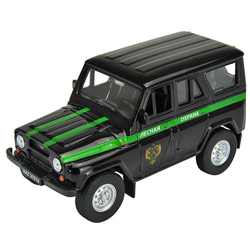 Модель машины УАЗ 31514 «Лесная Охрана»УАЗ<br>Модель машины УАЗ 31514 «Лесная Охрана»<br>