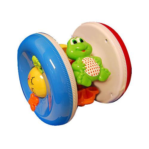 Развивающая игрушка «Забавная вертушка с животными» Kiddieland, KID 047761Развивающие игрушки KIDDIELAND<br>Развивающая игрушка «Забавная вертушка с животными» Kiddieland, KID 047761<br>