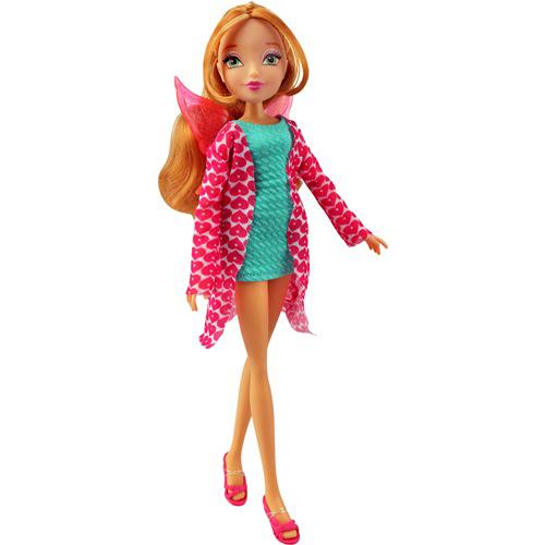 Кукла из серии Winx Club Красотка – FloraКуклы Винкс (Winx)<br>Кукла из серии Winx Club Красотка – Flora<br>