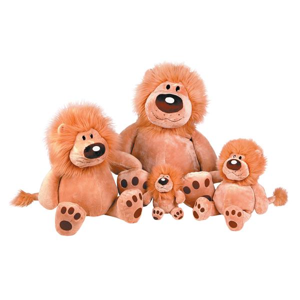 Лев Лёва сидячий, 71см - Большие игрушки (от 50 см), артикул: 19503