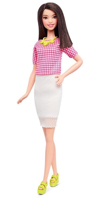 Кукла Барби - Игра с модой - Высокая модницаКуклы Barbie (Барби)<br>Кукла Барби - Игра с модой - Высокая модница<br>