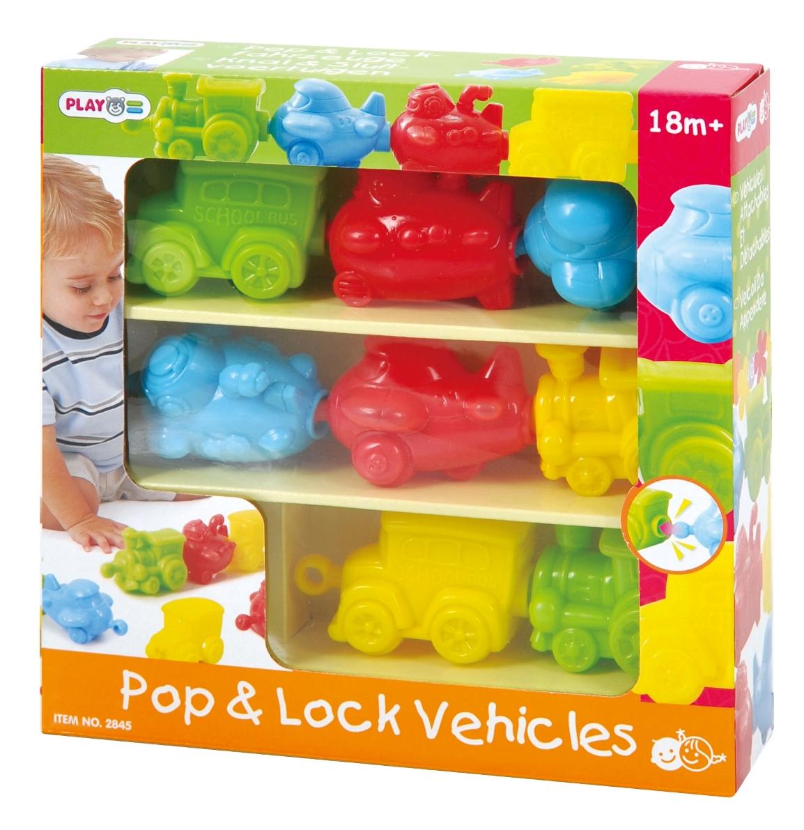 Игрушечные машинки от Toyway