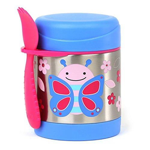 Термос со столовым прибором - Бабочка