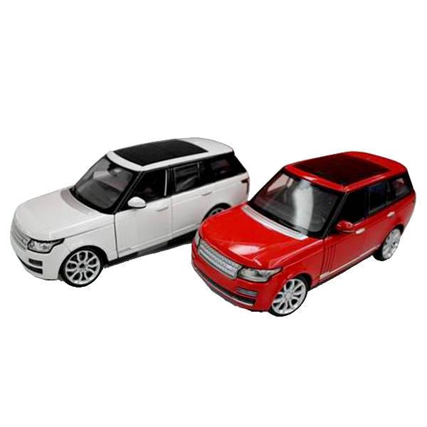 Машина металлическая - Range RoverLand Rover<br>Машина металлическая - Range Rover<br>