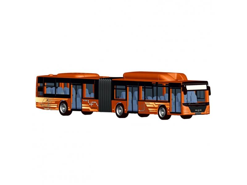 Городской автобус 18,5 см, - Пожарные машины, автобусы, вертолеты и др. техника, артикул: 95197