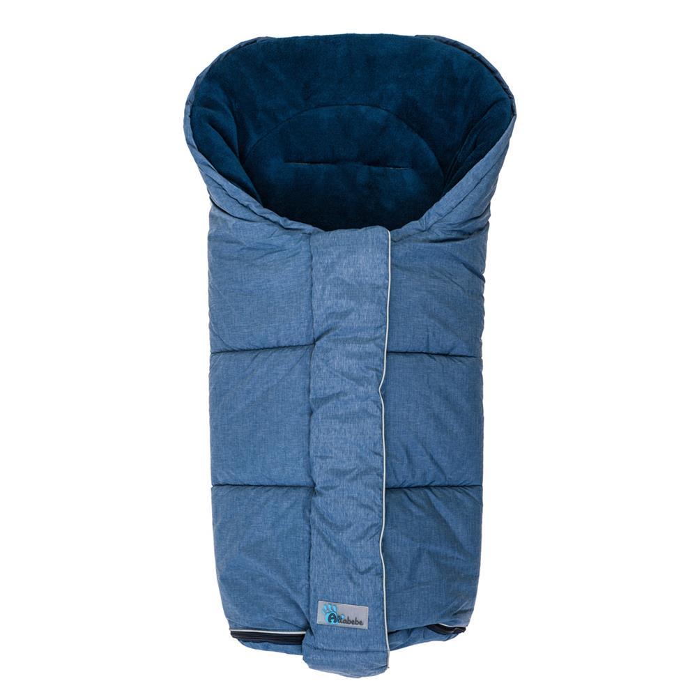 Зимний конверт Alpin Stroller, navy/blueЗимние конверты<br>Зимний конверт Alpin Stroller, navy/blue<br>
