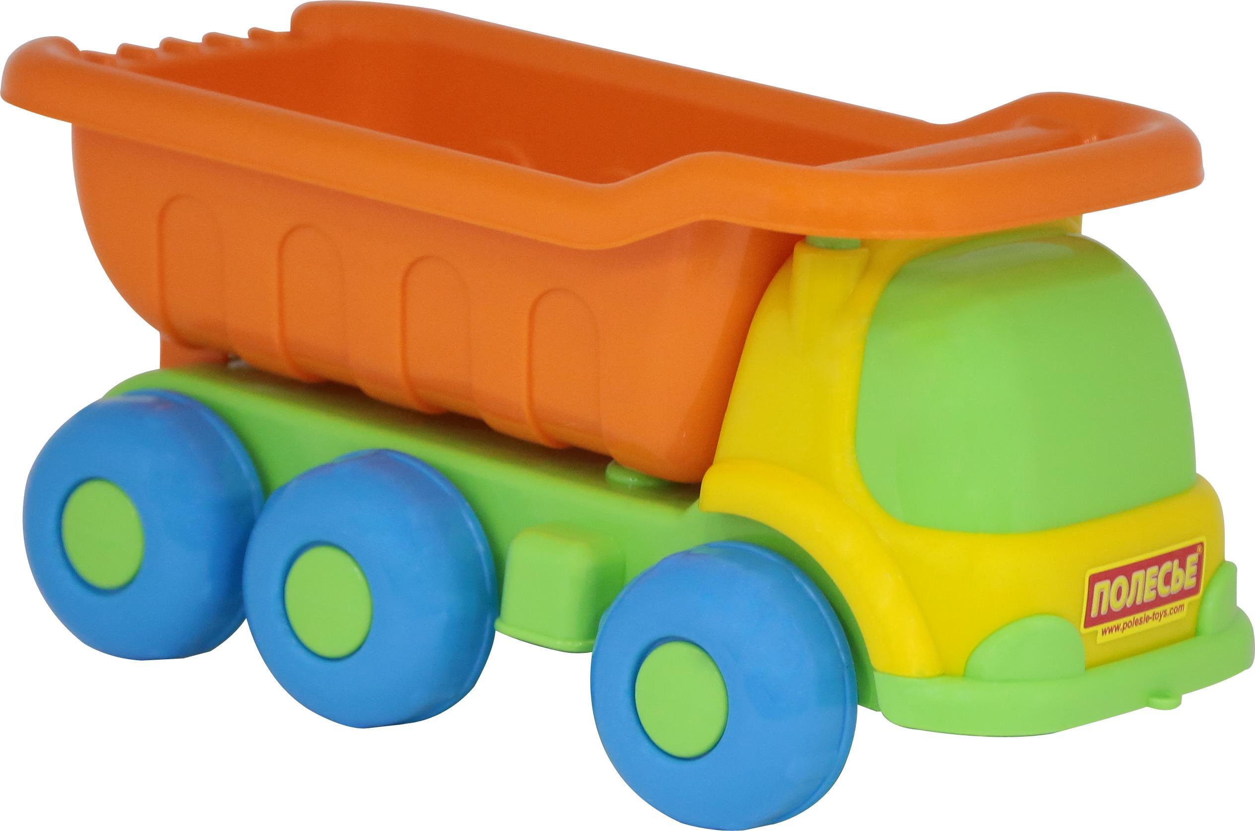 Автомобиль-самосвал КешаВсе для песочницы<br>Автомобиль-самосвал Кеша<br>
