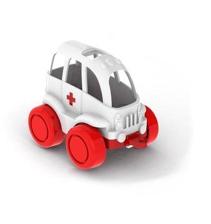 Машинка скорой помощи НордикСкорая помощь<br>Машинка скорой помощи Нордик<br>