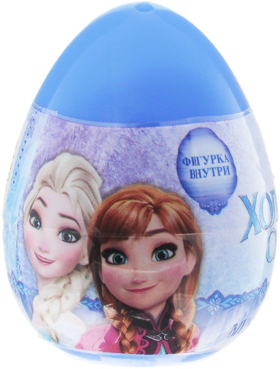 Яйцо с фигуркой - Холодное сердцеМУЛЬТ ГЕРОИ<br>Яйцо с фигуркой - Холодное сердце<br>