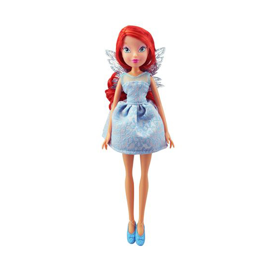 Кукла из серии Winx Club Мисс Винкс – BloomКуклы Винкс (Winx)<br>Кукла из серии Winx Club Мисс Винкс – Bloom<br>
