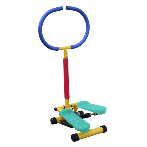Купить Тренажёр детский механический - Степпер с ручкой SH-10, MooveFun