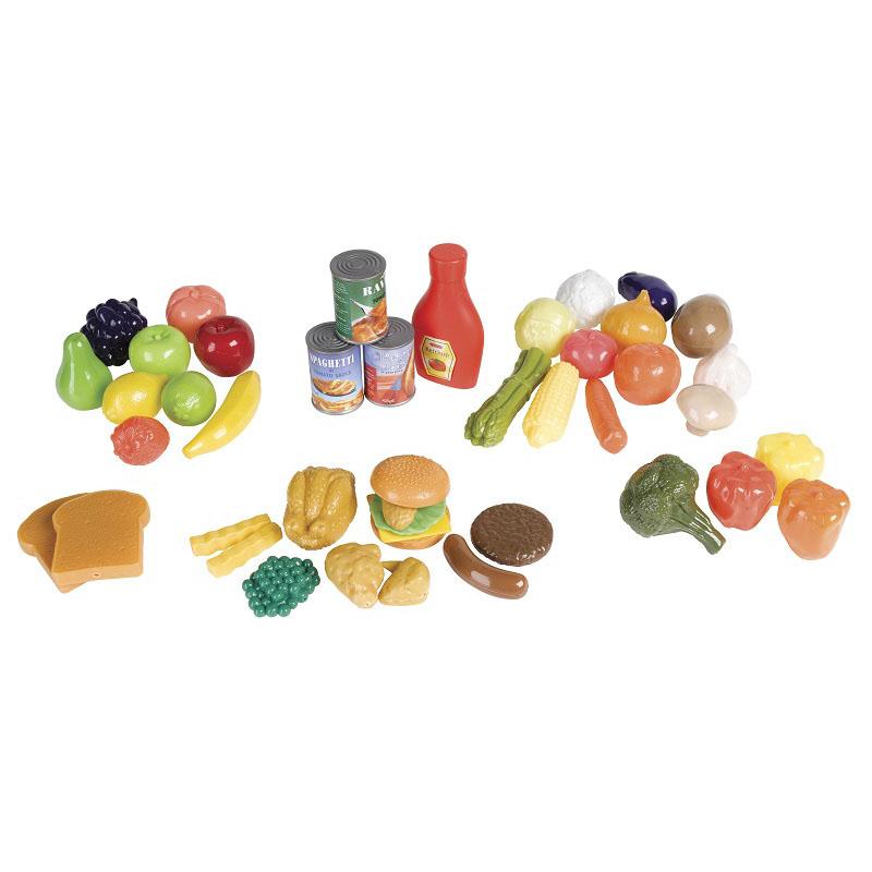 Игровой набор – ПродуктыАксессуары и техника для детской кухни<br>Игровой набор – Продукты<br>