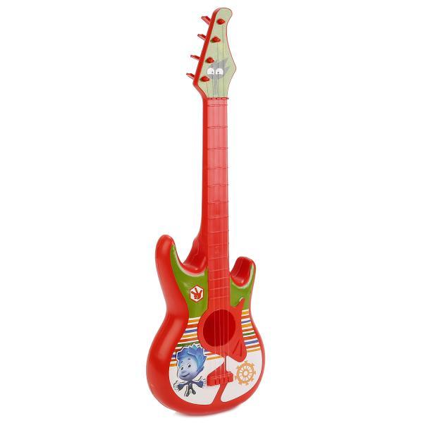 Музыкальный инструмент Гитара - ФиксикиГитары<br>Музыкальный инструмент Гитара - Фиксики<br>