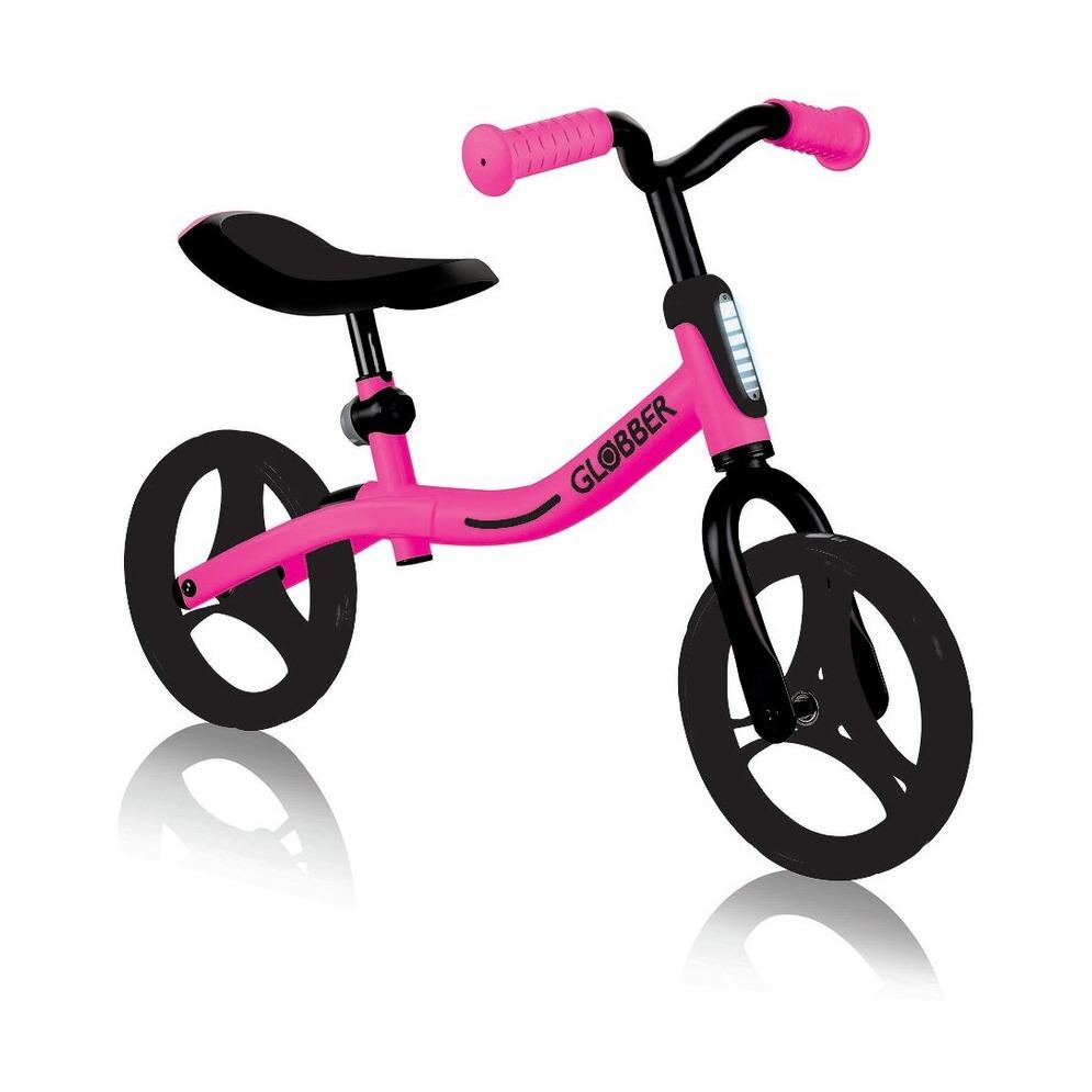 Купить Беговел Globber Go Bike, розовый