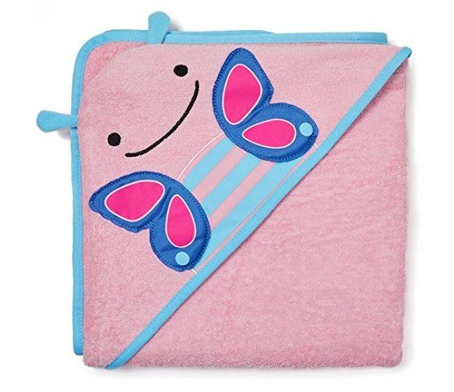 Полотенце детское БабочкаПолотенца и халаты<br>Полотенце детское Бабочка<br>