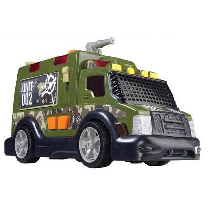 Военный автомобиль, свет, звук, водаВоенная техника<br>Военный автомобиль, свет, звук, вода<br>