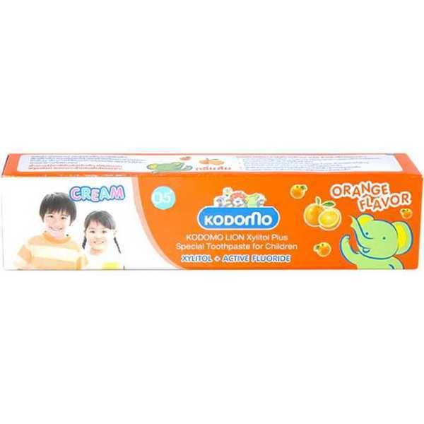 Зубная паста - Апельсин фото