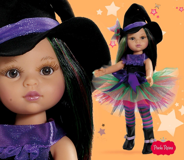 Кукла Абигаль, 32 смИспанские куклы Paola Reina (Паола Рейна)<br><br>