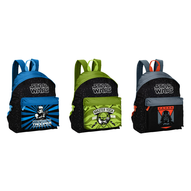 Рюкзак школьный облегченный Easy Go  Star Wars - Школьные рюкзаки, артикул: 169745