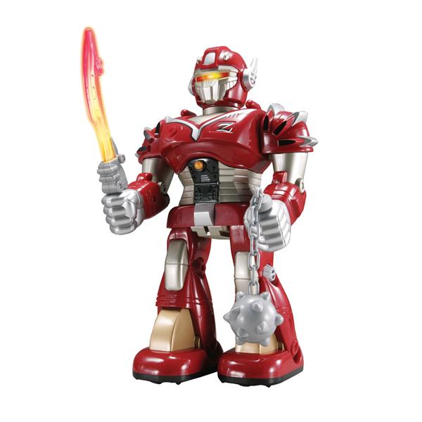 Робот-воин красныйРоботы, Воины<br>Робот-воин красный<br>