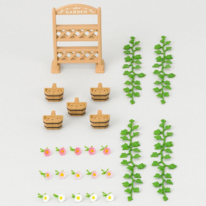 Sylvanian Families - Садовый декорДома и Рестораны<br>Sylvanian Families - Садовый декор<br>