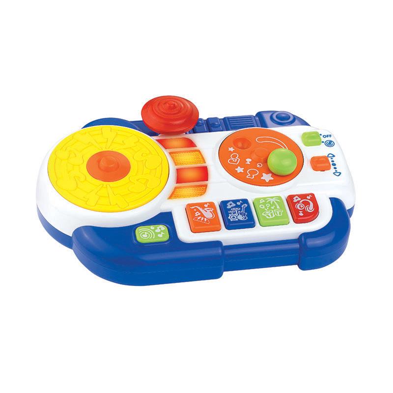 Музыкальная игрушка - Диджейский пультПрочее<br>Музыкальная игрушка - Диджейский пульт<br>