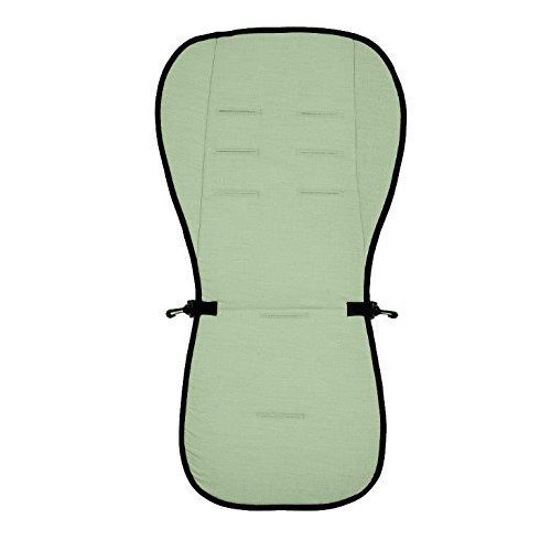 Матрасик вкладыш из ткани Lifeline Polyester с покрытием 3D Mesh, размер 83 x 42 см., цвет светло-зеленыйАксессуары к коляскам<br>Матрасик вкладыш из ткани Lifeline Polyester с покрытием 3D Mesh, размер 83 x 42 см., цвет светло-зеленый<br>