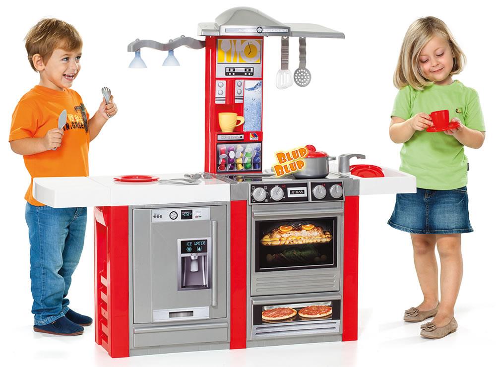 Игровая кухня - Master Kitchen ElectronicДетские игровые кухни<br>Игровая кухня - Master Kitchen Electronic<br>
