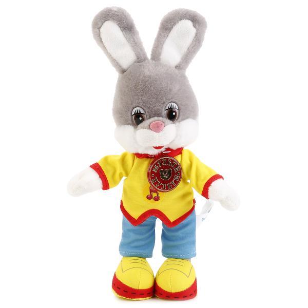 Мягкая игрушка Степашка, 25см, озвученная -  Спокойной ночи, малышиГоворящие игрушки<br>Мягкая игрушка Степашка, 25см, озвученная -  Спокойной ночи, малыши<br>