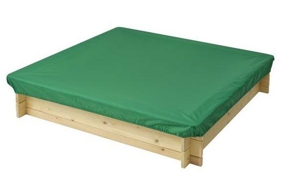 Защитный чехол для песочниц из серии Paremo, зеленыйДетские песочницы<br>Защитный чехол для песочниц из серии Paremo, зеленый<br>