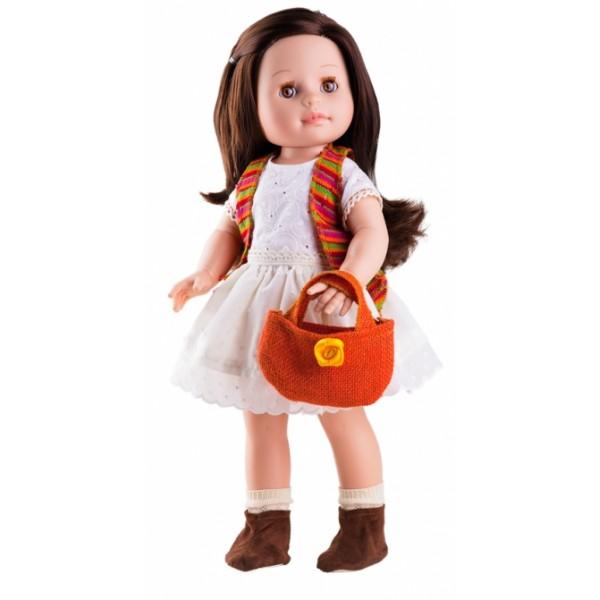 Кукла Эмили, 42 смИспанские куклы Paola Reina (Паола Рейна)<br>Кукла Эмили, 42 см<br>