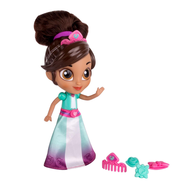 Кукла из серии Нелла – отважная принцесса с аксессуарами Создай модный образНелла - отважная принцесса (Nella the Princess Knight)<br>Кукла из серии Нелла – отважная принцесса с аксессуарами Создай модный образ<br>