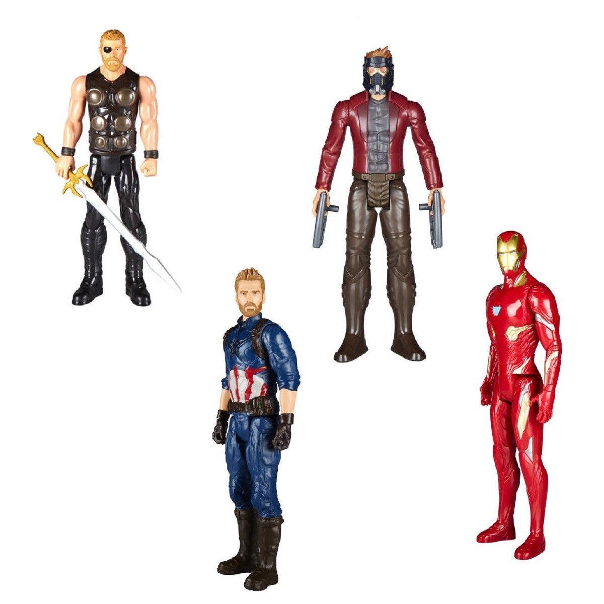 Купить Фигурки Титаны из серии Avengers Movie. Мстители, Hasbro