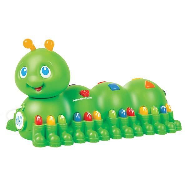 Обучающая гусеница Умка свет+звукДетские развивающие игрушки<br>Обучающая гусеница Умка свет+звук<br>