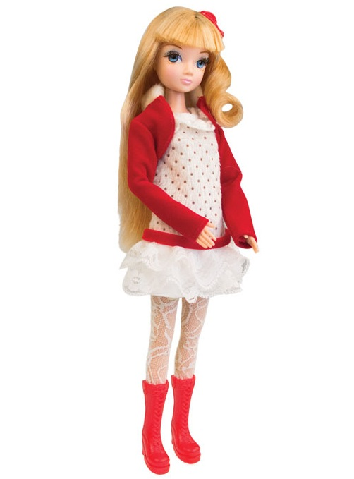 Кукла Sonya Rose, серия Daily  collection, в красном болеро от Toyway