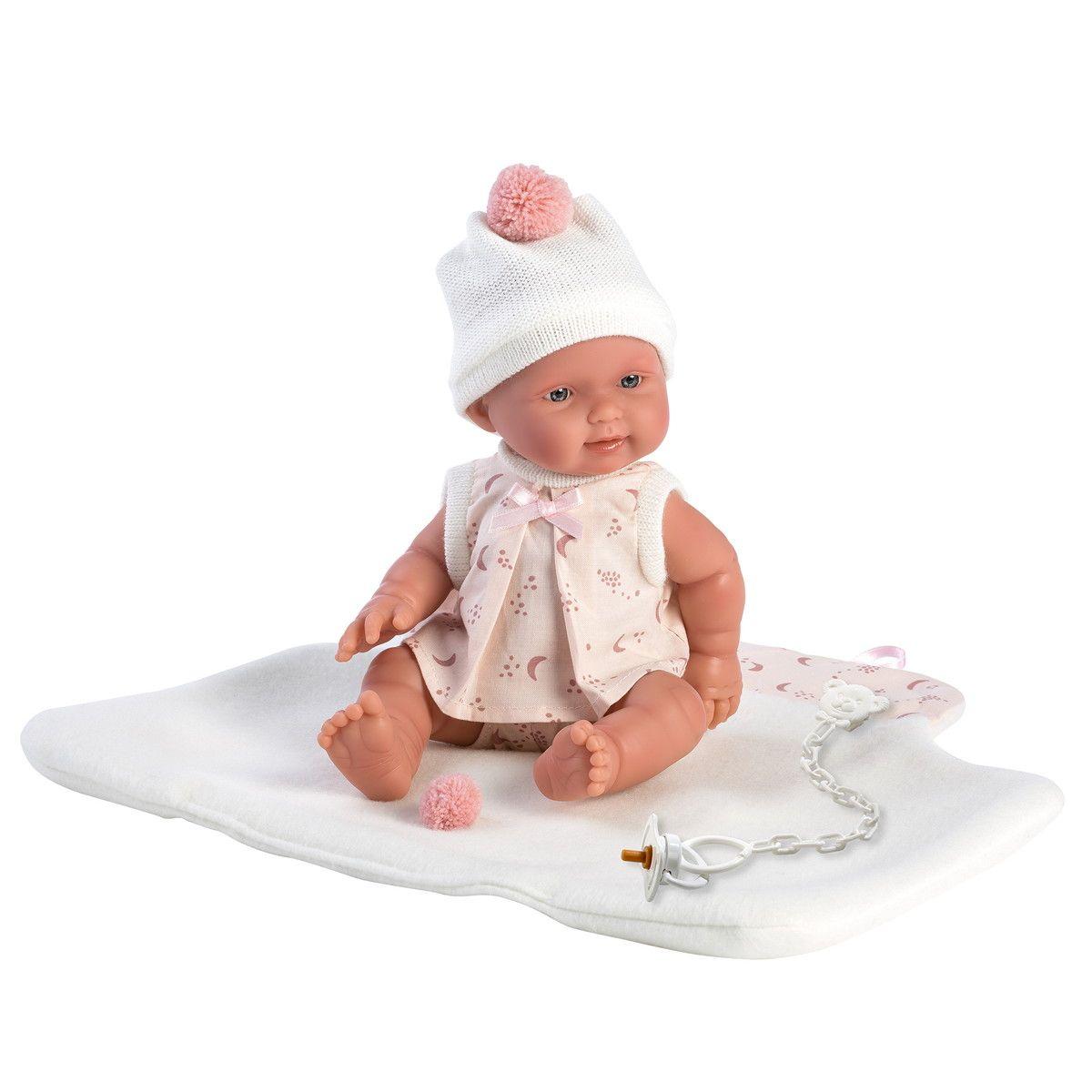 Купить Кукла в розовом, 26 см, Llorens Juan