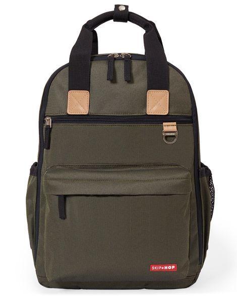 Рюкзак для мамы, оливковый