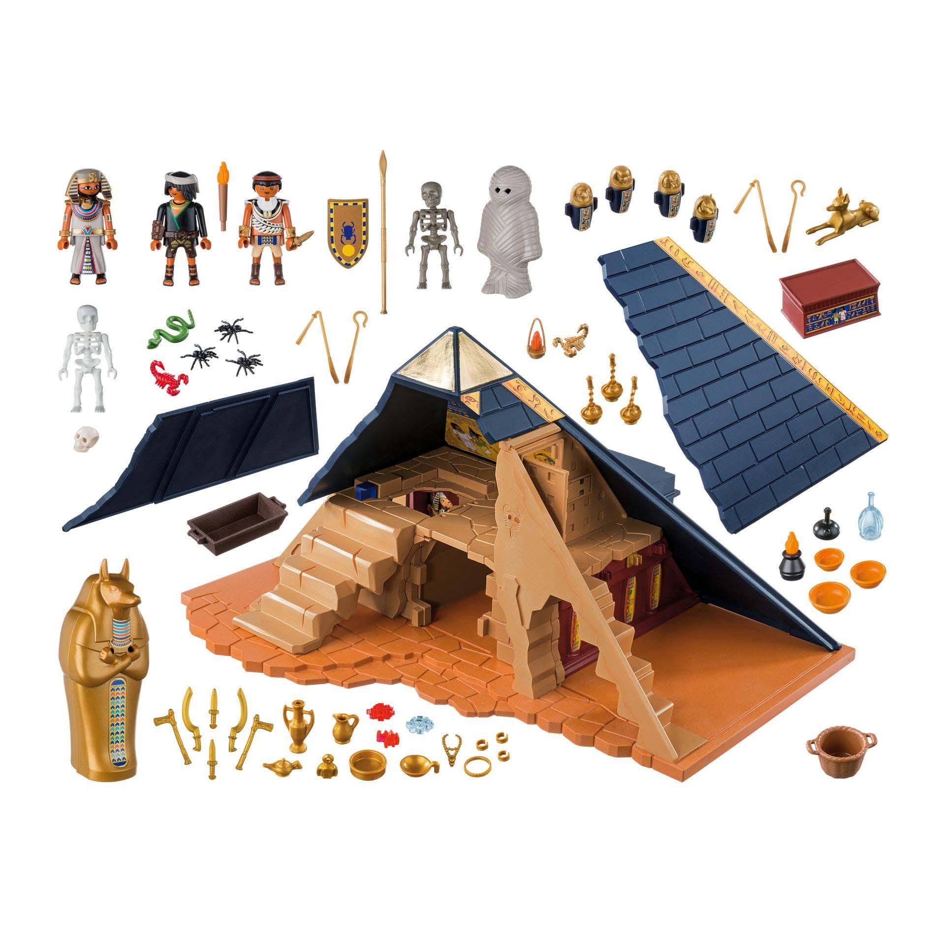 Купить Playmobil. Римляне и Египтяне: Пирамида Фараона