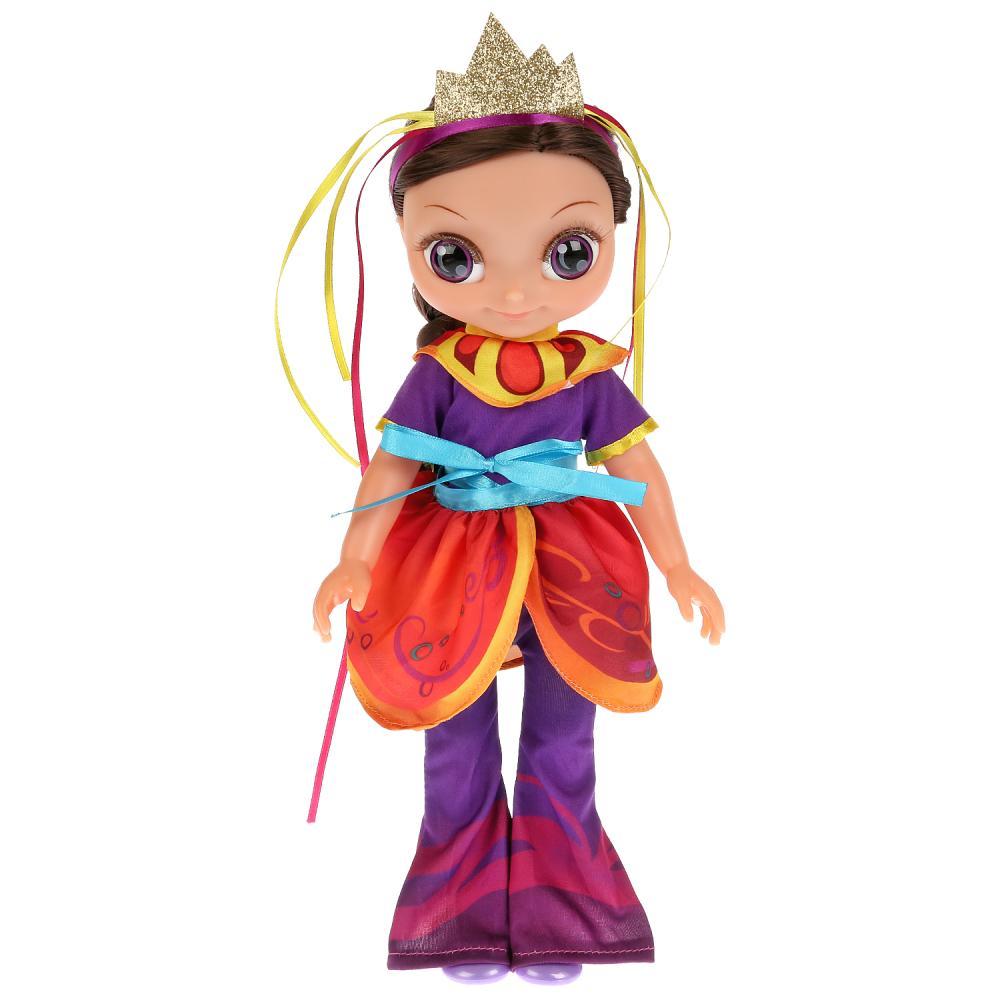 Купить Интерактивная кукла Сказочный патруль - Варя, 32 см, королева бала, 15 фраз и песен, Карапуз