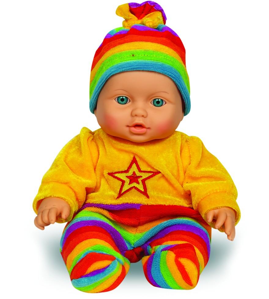 Кукла Малыш 4 мальчик, 30 смРусские куклы фабрики Весна<br>Кукла Малыш 4 мальчик, 30 см<br>